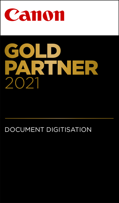 Canon Gold Partner 2019