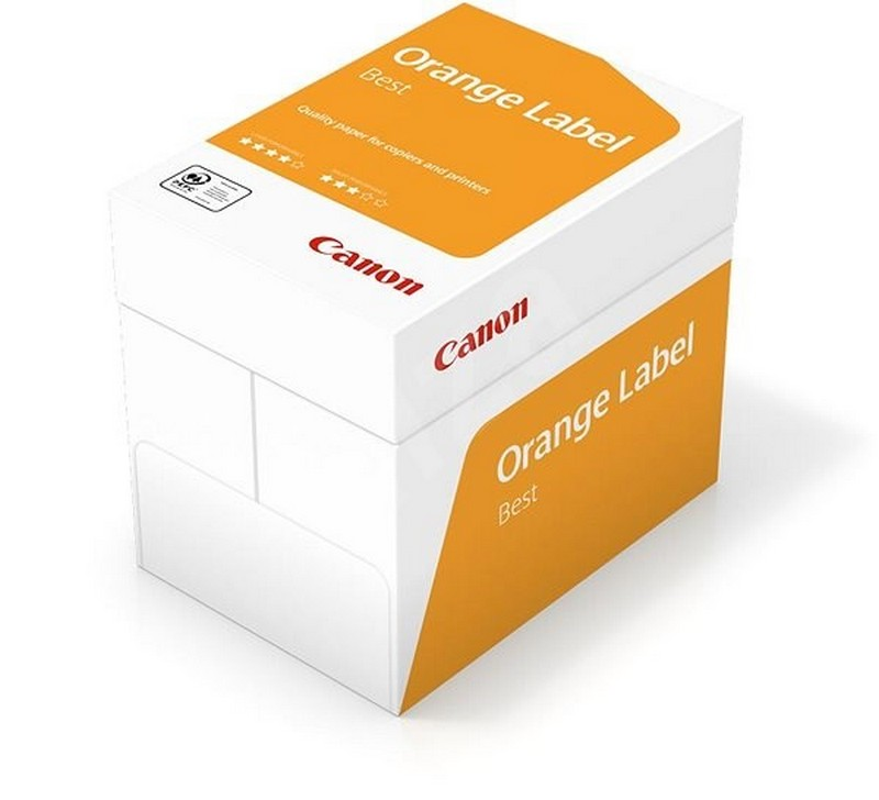 Canon fotokopirni papir Orange Label A4